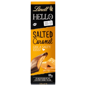 Lindt Hello Salted Caramel Tafel 100g