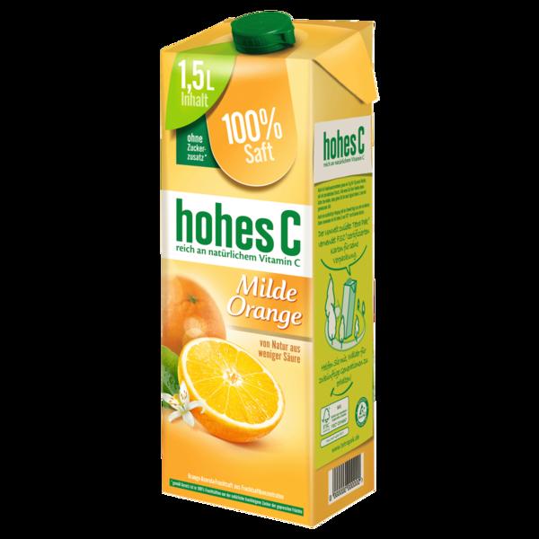 Hohes C Milde Orange 1,5l