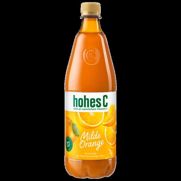 Hohes C Milde Orange 1l