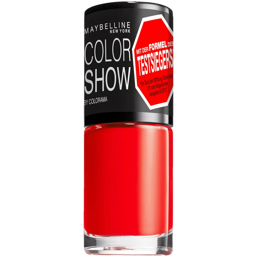 Maybelline Nagellack Color Show 353 Red 7ml