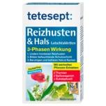 Tetesept Reizhusten & Hals Lutschtabletten zuckerfrei 20 Stück