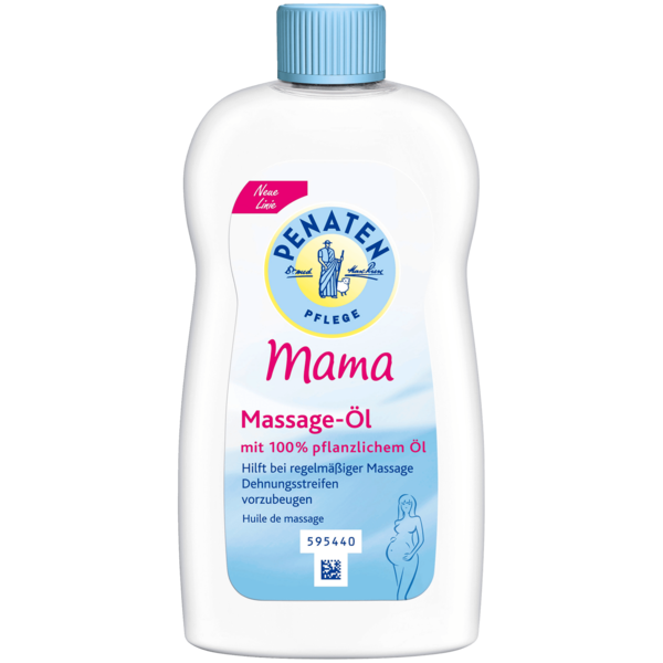 Penaten Mama Massage-Öl 200ml