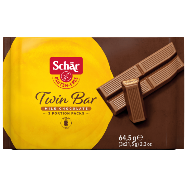 Schär Twin Bar 64,5g
