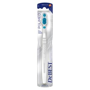 Dr. Best Zahnbürste Polimed weich