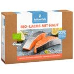 Followfish Bio Lachs Filets mit Haut 220g