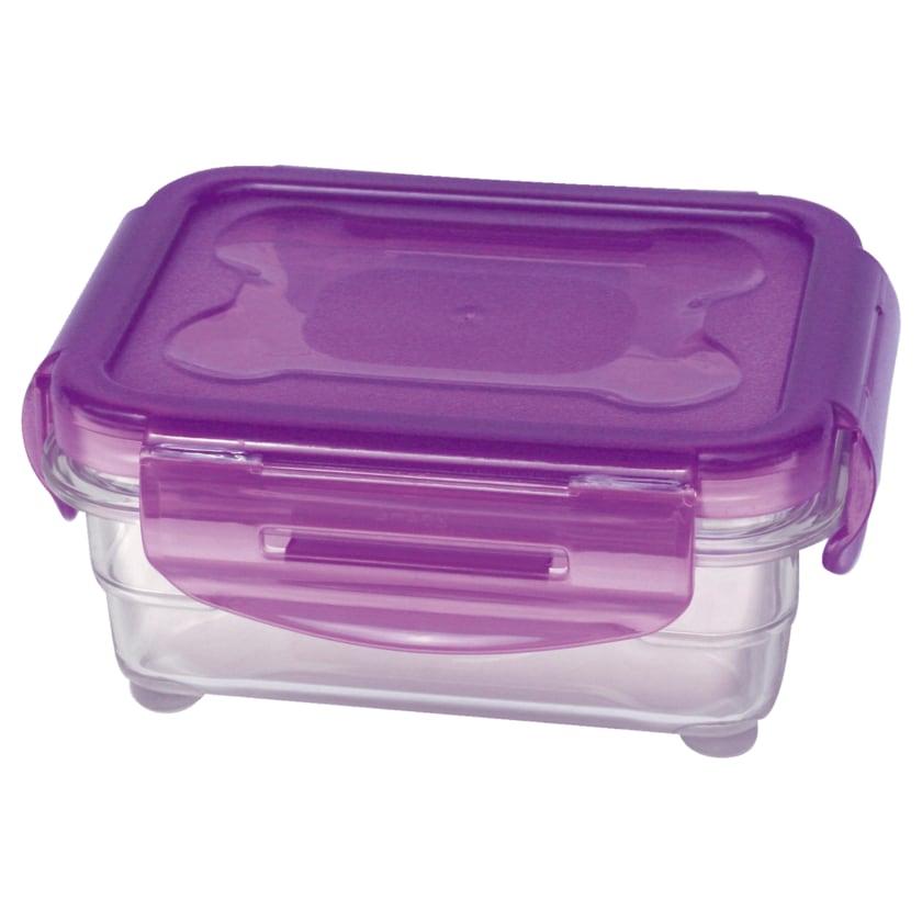 Steuber Cloc Frischhaltedose mit Tritan 330ml Lila