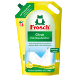 Frosch Vollwaschmittel Citrus flüssig 1,8l, 18WL