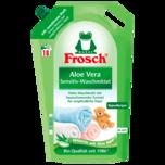 Frosch Waschmittel Aloe Vera flüssig 1,8l, 18WL