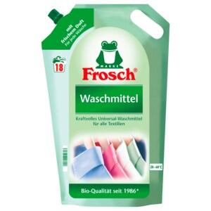 Frosch Universal-Waschmittel flüssig 1,8l, 18WL