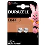 Duracell Knopfzellen LR 44 2er Pack