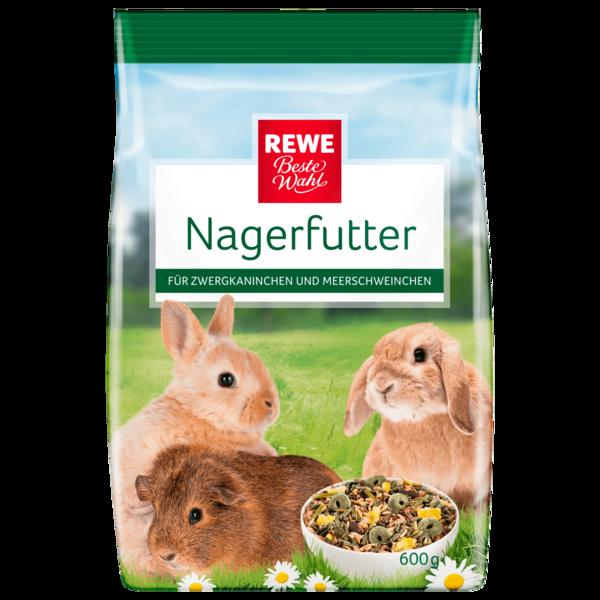 REWE Beste Wahl Nagerfutter 600g