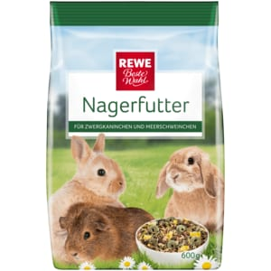 REWE Beste Wahl Nagerfutter 600g