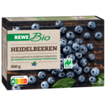 REWE Bio Heidelbeeren tiefgefroren 300g