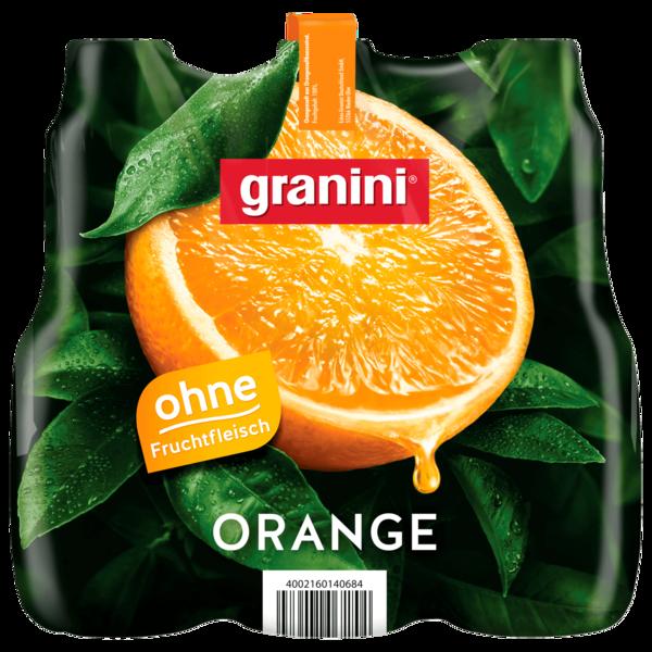 Granini Trinkgenuss Orange 6x1l