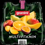 Granini Trinkgenuss Multivitamin 6x1l