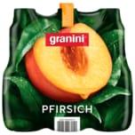 Granini Trinkgenuss Pfirsich 6x1l
