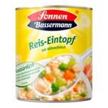 Sonnen Bassermann Reistopf mit Hühnerfleisch 800g