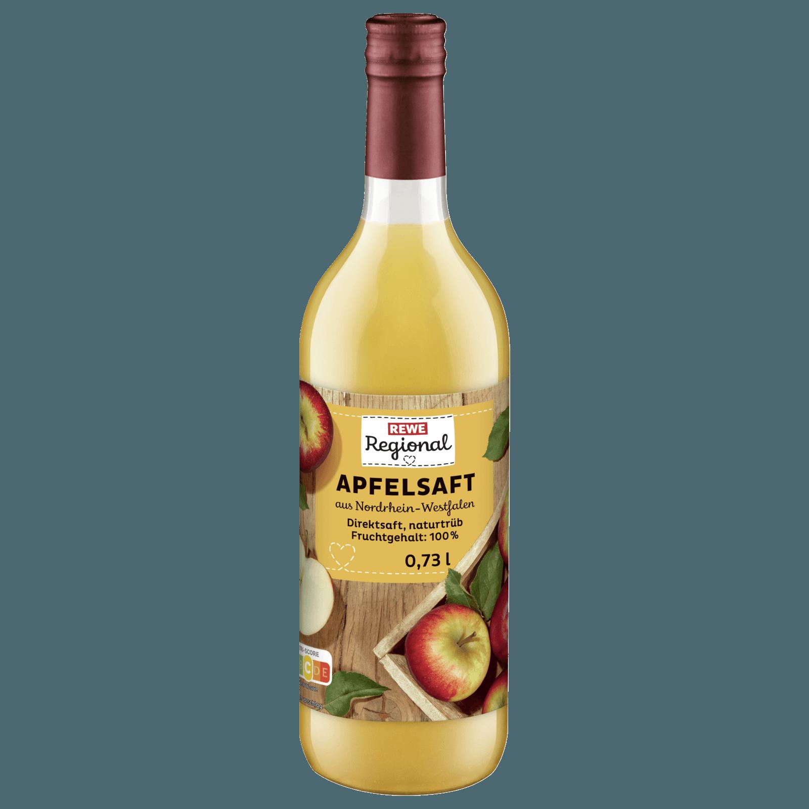 REWE Regional Apfelsaft 0,7l