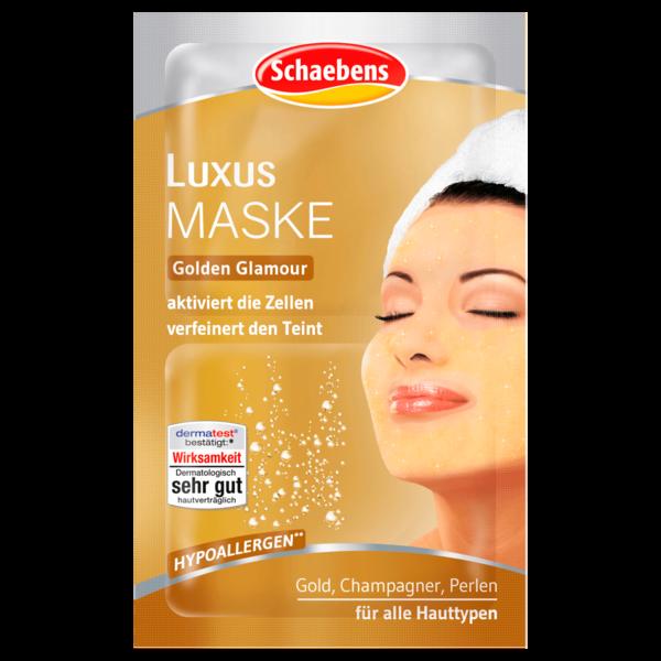 Schaebens Luxus Maske 2x5ml