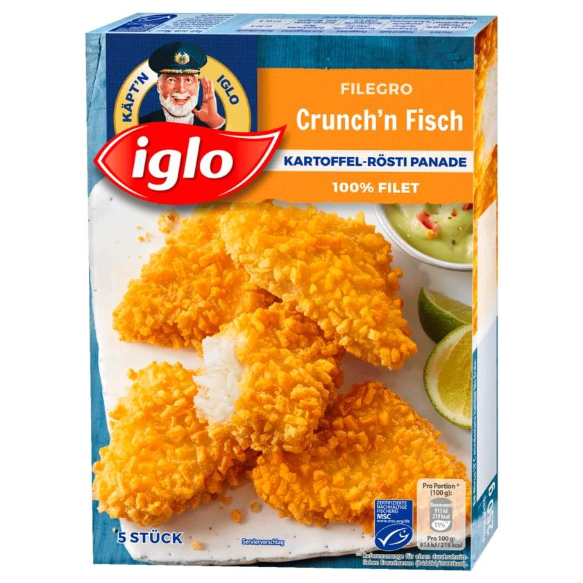 Iglo Filegro Crunch 'n' Fisch 250g