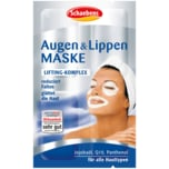 Schaebens Augen & Lippen Maske 4x1,5ml
