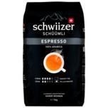 Schwiizer Espresso Bohnen 1kg