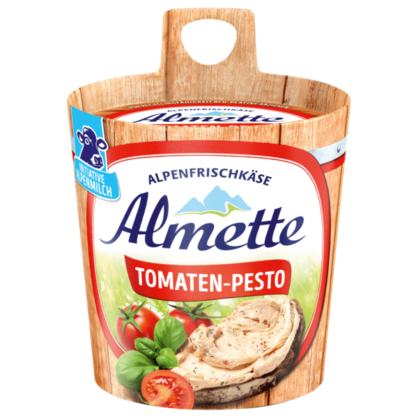 Almette Tomate-Pesto 150g