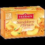 Teehaus Sanddorn-Pfirsich 90g