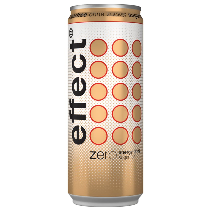 Effect Energy Drink Zero 0,33l