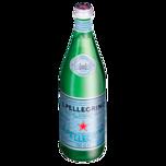 San Pellegrino Mineralwasser mit wenig Kohlensäure 1l