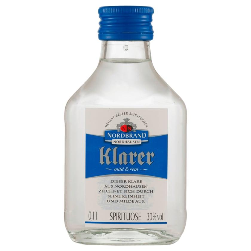 Goldene Aue Klarer 30% 0,1l