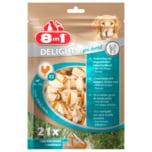 8in1 Delights Kauknochen Pro Dental XS 21 Stück