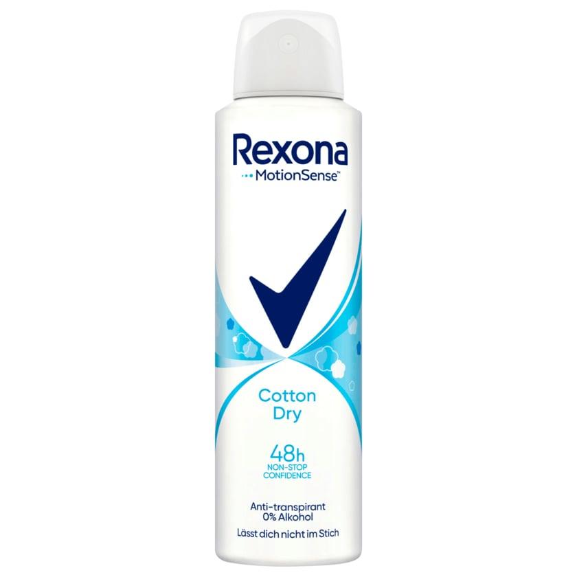Rexona Deospray Cotton Dry Anti-Transpirant 150ml