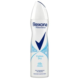 Rexona Deospray Cotton Dry Anti-Transpirant 150ml