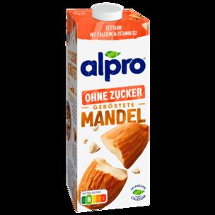 Alpro Mandel-Drink Ungesüßt vegan 1l