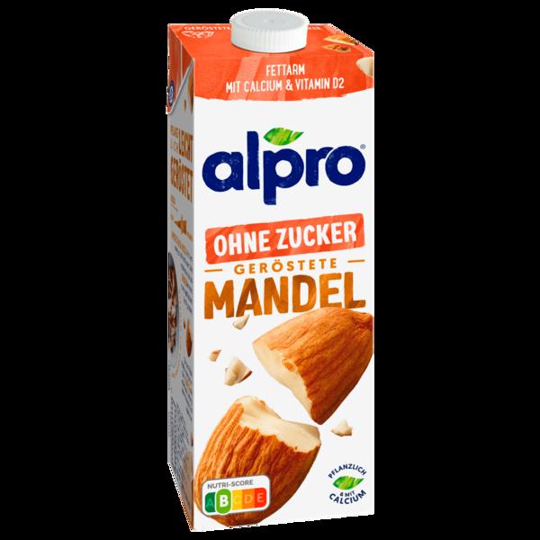 Alpro Mandeldrink Ungesüßt 1l
