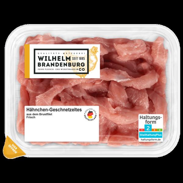 Wilhelm Brandenburg Hähnchen-Geschnetzeltes ca. 400g