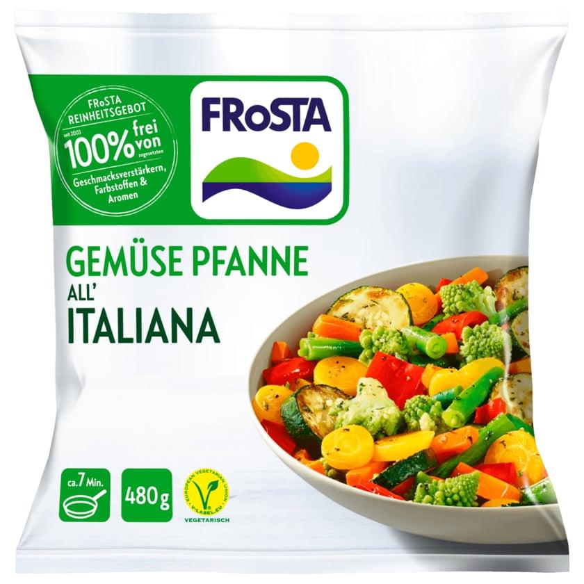 Frosta Gemüse Pfanne all` Italiana 480g