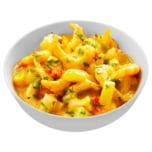 Beeck Curry-Garnelensalat