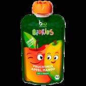 Bio Zentrale BioKids Fruchtmus Apfel-Mango 90g