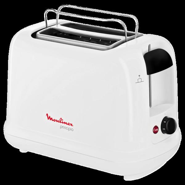 Moulinex Toaster Princpio LT1611 weiß