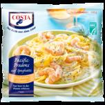 Costa Pacific Prawns Spaghetti Weißwein-Kräuter-Sauce 400g