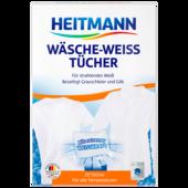 Heitmann Wäsche-Weiß Tücher 20 Stück