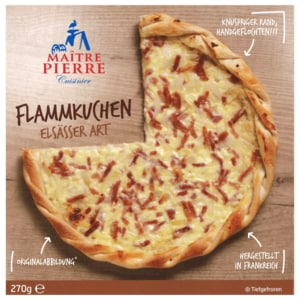 Maitre Pierre Flammkuchen 270g