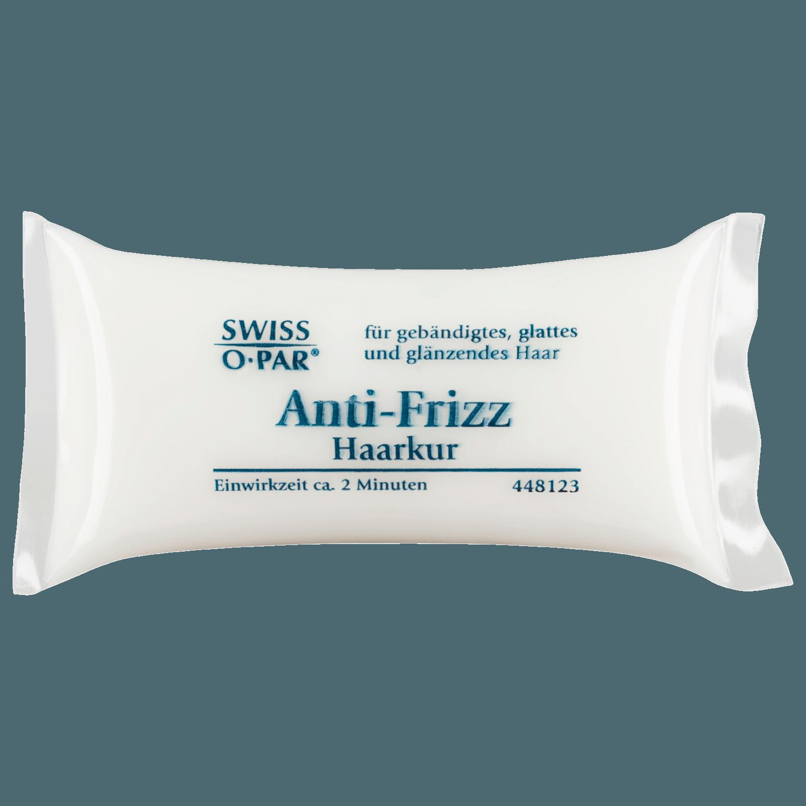Swiss-O-Par Anti Frizz Haarkur Kissen 25ml