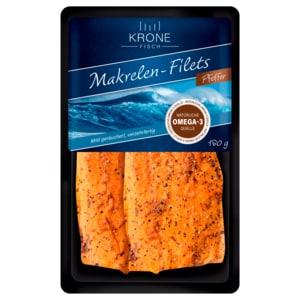 Krone Fisch Pfeffermakrelen-Filets 160g