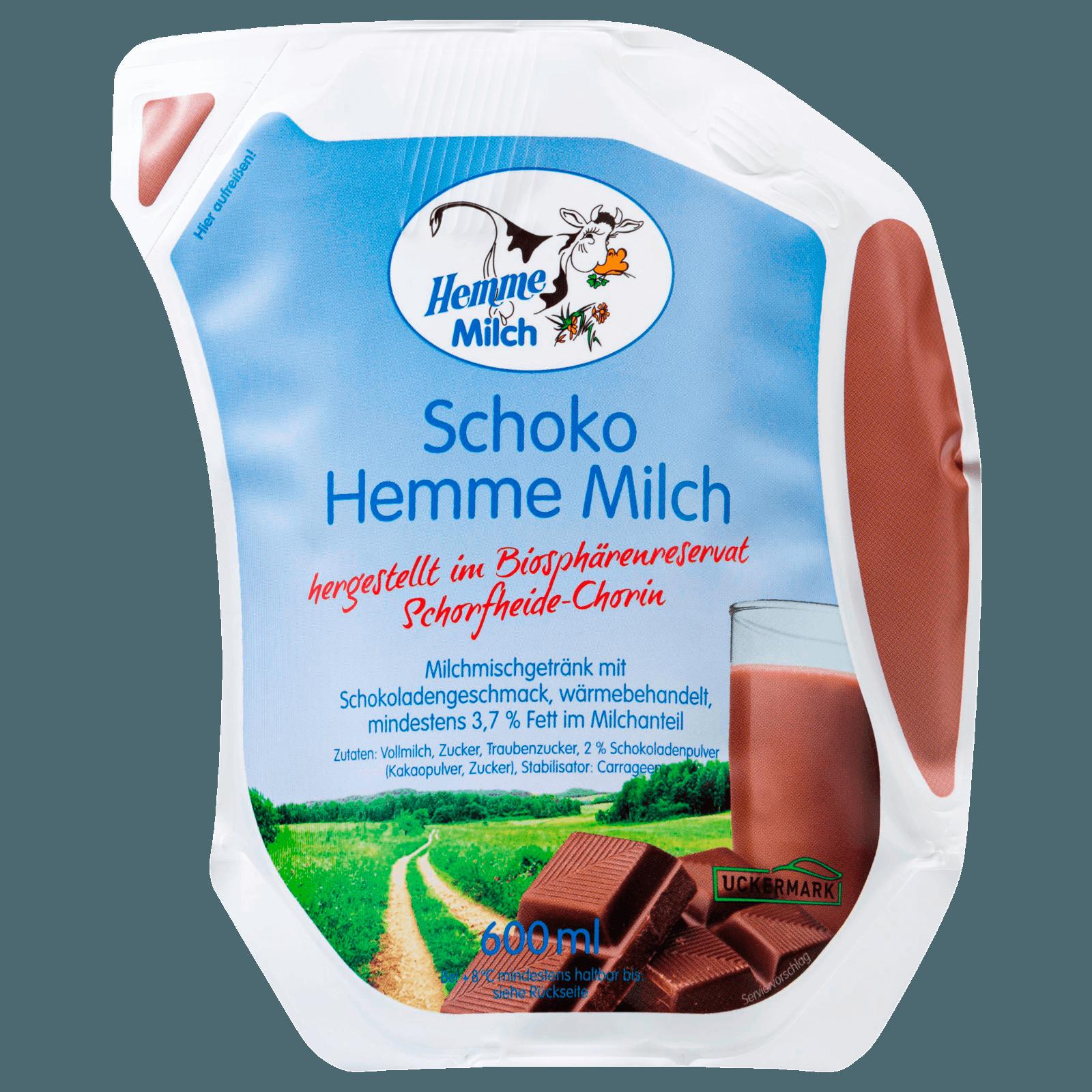Hemme Milch Schokomilch 600g