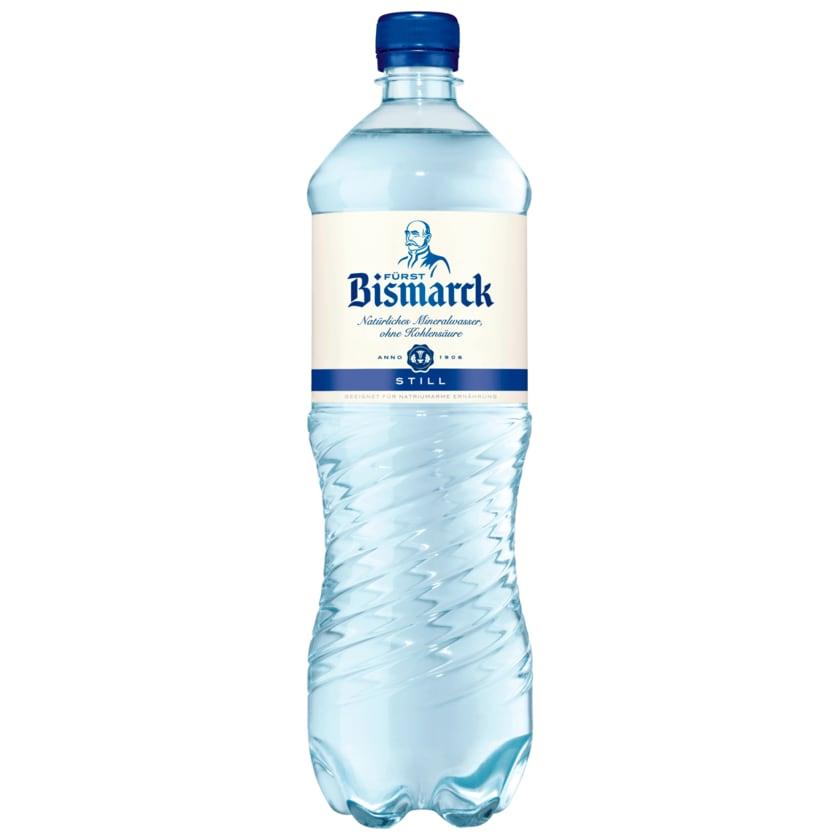 Fürst Bismarck Mineralwasser still 1l