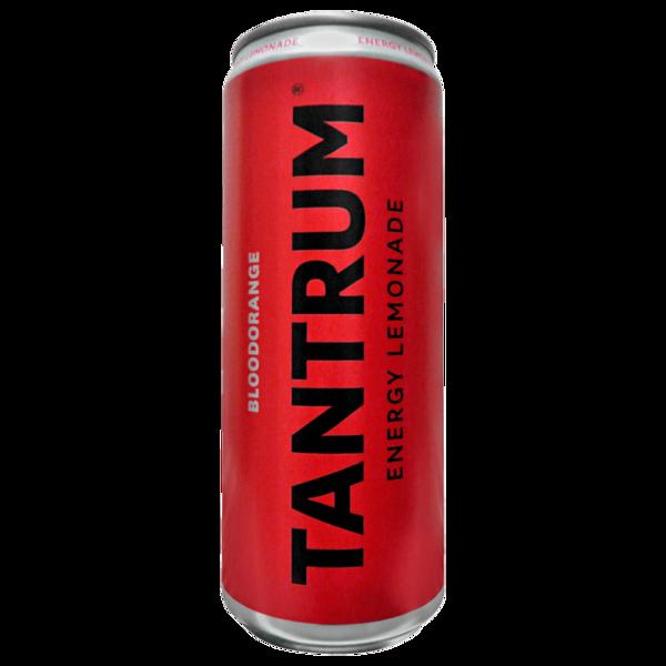 Tantrum Energy Lemonade Bloodorange 0,33l