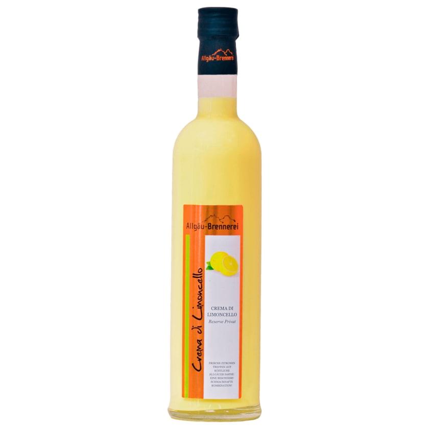 Allgäuer Brennerei Crema Di Limoncelli 0,5l